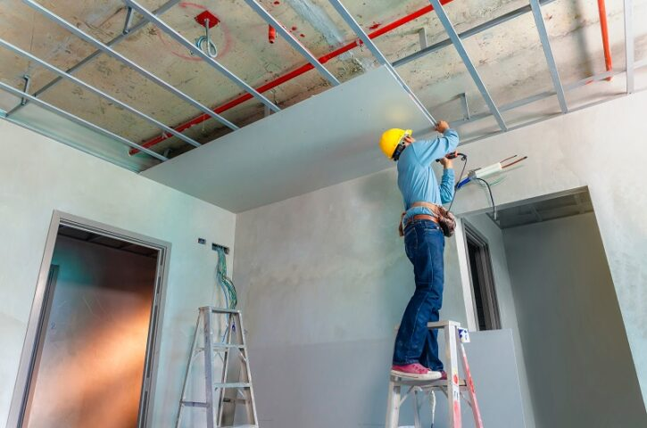 The Advantages Of Installing Acoustic Ceilings