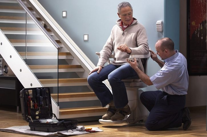 Preparing for Stair Lift Installation