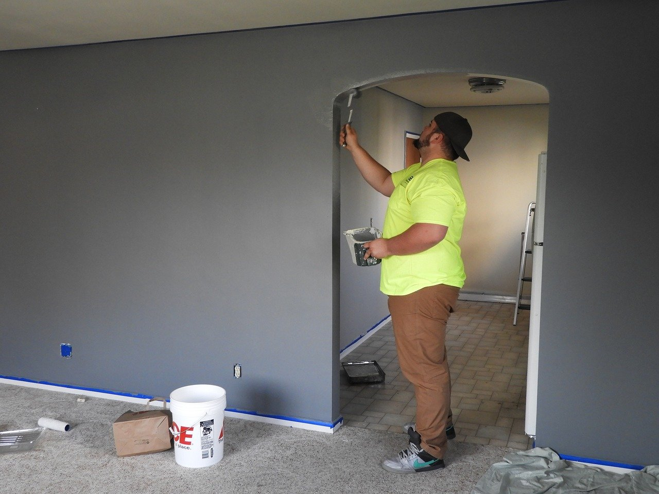 Follow these things before you begin with house painting